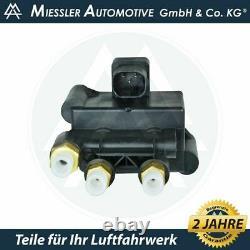 Mercedes CLS C218 Ventil Steuereinheit Luftfederung 2123200758