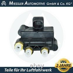 Mercedes E-Klasse S212 2009-2016 Ventil Steuereinheit Luftfederung A2123200758