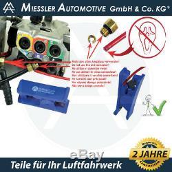 Mercedes M-Klasse W164 Ventilblock Luftfederung airmatic 2123200358