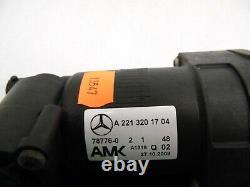 Mercedes S Klasse W221 Kompressor Luftfederung Pneumatisches Fahrwerk Airmatic