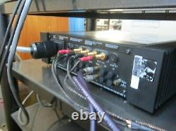 Meridian 551 Integrated Line Level Amplifier with Remote Control