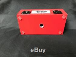 New REDCO Little Red Cue Box 4-Headphone Monitor Box withIndividual Level Control