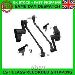 Pair Front Right & Left Air Suspension Height Sensor Fit Land Rover Mkiii L322