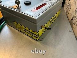 Pneumercator TMS2000 Tank Management System Liquid Level Control System with keys