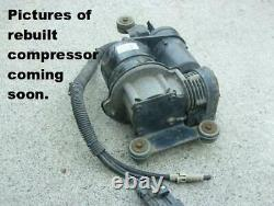 REBUILT GM OEM Air Compressor with new parts, Tested, 20-point Inspection 988C