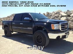 Readylift 07-13 Silverado/Sierra 1500 Mid Travel Kit 2WD 3.0 Front Lift 44-3005