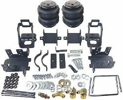 Rear Suspension Air Bag Towing Kit with On Board Control 1999-04 Ford F250 F350
