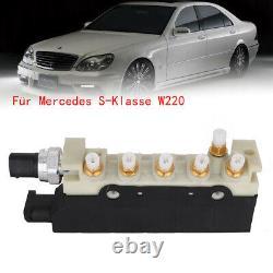 Regelventil Luftfederung Verteiler Airmatik A2203200258 Für Mercedes-Benz W220