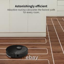 Roborock S6 Robot Vacuum and Mop LiDAR Navigation Multi-Level Maps App Control