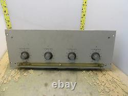 Scully type 280 playback level control with amplifier cards 16-O