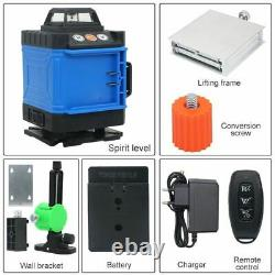 Smart Laser Level Line Remote Control Lifting Platform Bracket Construction Deco