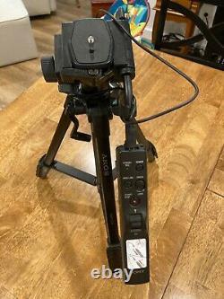 Sony VCT-VPR1 REMOTE CONTROL TRIPOD next level tripod fits all digital cameras