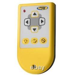 Spectra Laser Level Remote Control RC601 For LL300N Laser Levels