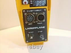 Spectra Physics D2-12-24 Laserplane Controller Light Display Level Directional