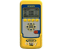 Spectra Precision GL622N Rotary Grade Laser Level With Remote Control, Receiver
