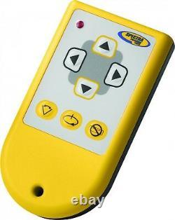 Spectra Precision RC601 Remote Control for Laser Level for HV101, HV301, HV401