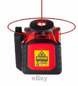 Spot-On Rotary Laser 200 Self-levelling Laser Level, Receiver+Remote Control