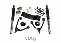 Superlift 3.5 Lift Kit With Control Arms & Bilstein Shocks For 2014-2019 GM 1500