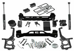 Superlift 4.5 Lift Kit With Rear Shocks For 2015-2020 Ford F150 4WD