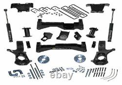 Superlift 8 Lift Kit With Control Arms & Rear Shocks For 2007-2016 GM 1500