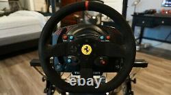 Thrustmaster Racing Simulator with Next Level Racing Cockpit