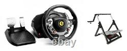 Thrustmaster TX Ferrari 458 Italia Edition Racing Wheel and Next Level Racing