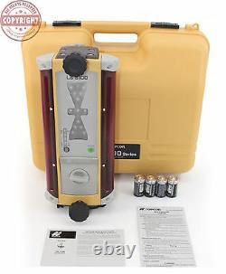 Topcon Ls-b100 Machine Control Laser Receiver, Apache, Spectra, Level, Backhoe
