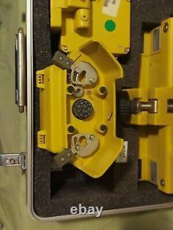 Topcon Ls-b2 + Rd-2 Laser Machine Control, Receiver, Excavator, Dozer, Grader, Level