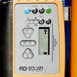 Topcon RD-100W 360-Degree Detection Remote Display Grade Control -312671121