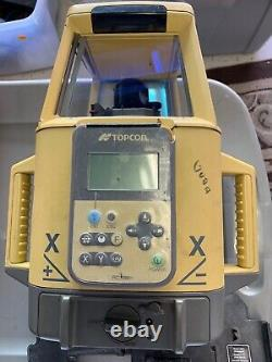 Topcon RT-5SA Dual Slope Machine Control Grade Laser Level