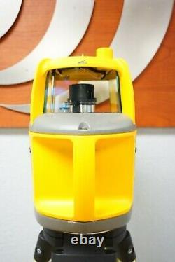 Trimble Spectra GL722 Dual Slope Machine Control Grade Laser Level