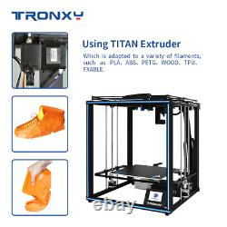 Tronxy X5SA PRO 3D Printer Structure Kit diy Auto level impresora control board