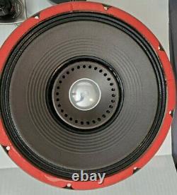 University Diffusicone 12 Speaker & T-202 Sphericon Tweeter & Level Controller