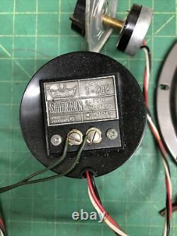 University Diffusicone 8 Speaker & T-202 Sphericon Tweeter & Level Controller