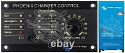 VICTRON Centaur Charge Level Monitoring Control Panel for Battery Charger