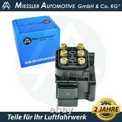 VW Phaeton (3D) (03-16) Ventilblock Luftfederung 3D0616013