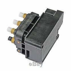 Ventilblock Mercedes ML-Klasse W166 Ventilblock Luftfederung A2123200358 NEU