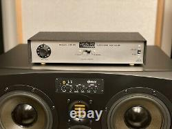 Vintage Shure Level Loc M62V Compressor Audio Level Controller AL102