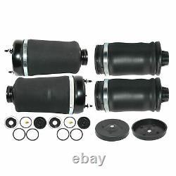 Vorne +Hinten Luftfeder Luftfederung Mercedes ML 500/450/420 4matic, ML 63 AMG