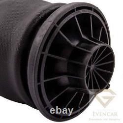 Vorne & Hinten Luftfeder Luftfederung Mercedes ML 500/450/420 4matic ML 63 AMG