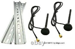 Wireless 4 Channel Control System Well Pump, Lighting, Tank Level, Gates, Alarms