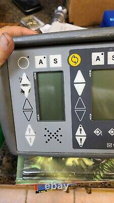 Wirtgen control panel level pro for milling machine without cable