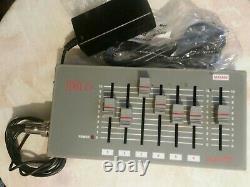 Zero 88 Level 6 DMX 6 channel DMX controller Stage/DJ Lighting controller + PSU