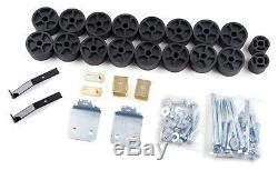 Zone Offroad 1.5 Body Lift Kit fits 03-05 Chevy GMC Silverado Sierra 1500 C9153
