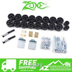 Zone Offroad 1.5 Body Lift Kit fits 06-07 Chevy GMC Silverado Sierra 1500 C9152