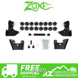 Zone Offroad 1.5 Body Lift Kit fits 14-15 Chevy GMC Silverado Sierra 1500 C9151
