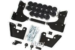 Zone Offroad 1.5 Body Lift Kit fits 16-17 Chevy GMC Silverado Sierra 1500 C9158