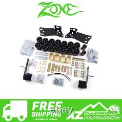 Zone Offroad 3 Body Lift Kit 99-00 Chevy GMC Silverado Sierra 1500 C9355