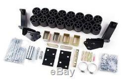 Zone Offroad 3 Body Lift Kit fits 95-98 Chevy GMC Silverado Sierra 1500 C9356