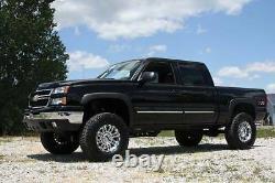 Zone Offroad 6 Suspension Lift for 99-06 Chevy GMC Silverado Sierra 1500 4WD